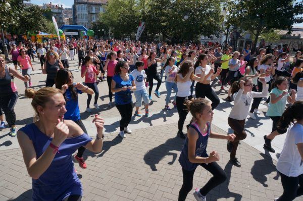Zumba classes: Get fit and have fun with this high-energy dance