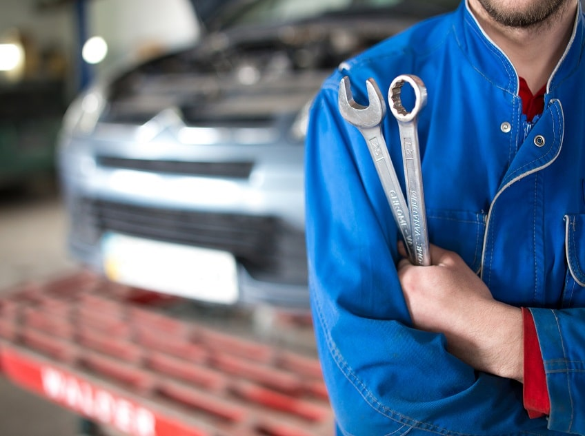 Fix up the future with a Car Mechanic Course!