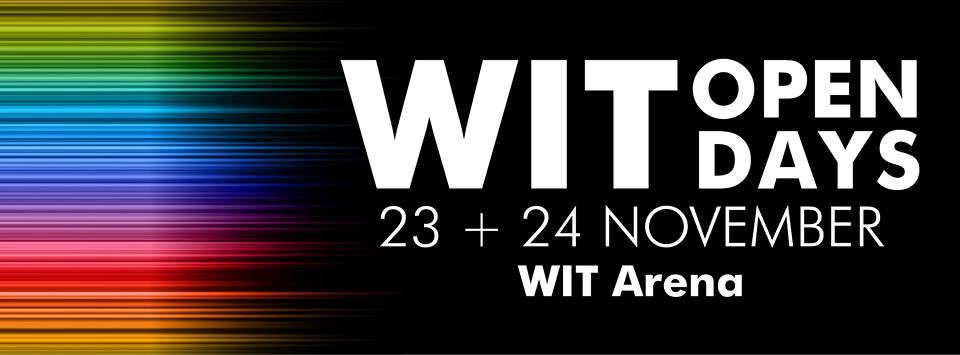 WIT Open Days 2018