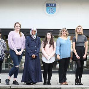 DIT mentoring programme for female STEM students