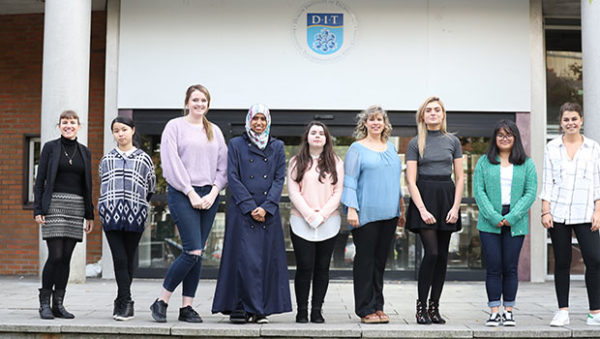 DIT mentoring programme for female STEM students