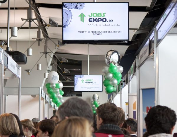 Just 3 Weeks to go until the Jobs Expo Galway