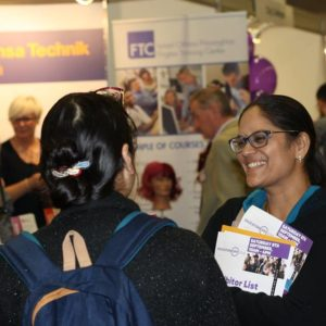 Explore your options with the Education Expo2019