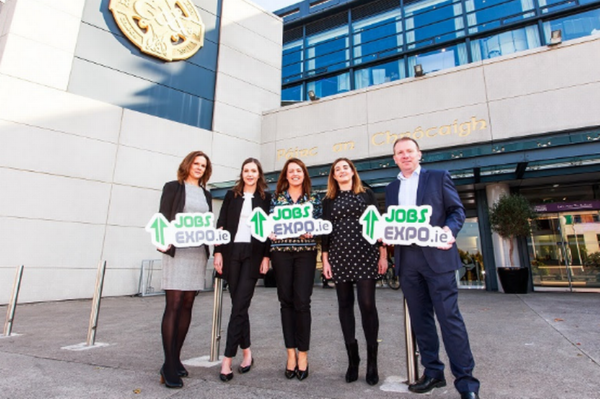 The Jobs Expo Returns to Dublin this April