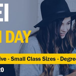 Blackrock Further Education Institute Virtual Open Day