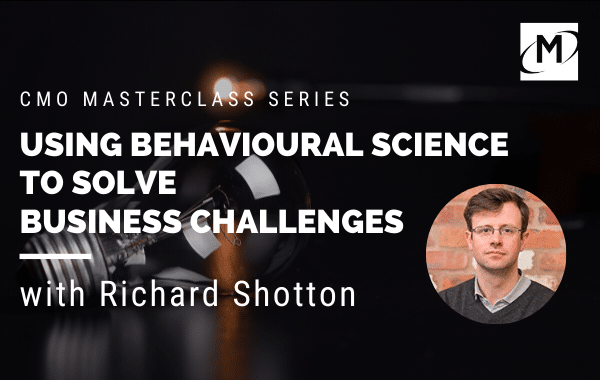 Using Behavioural Science to Solve Business Challenges